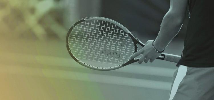 Sportplan tennis banner